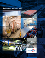 Lubricants for Steel Mills Brochure