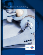 Lubricant Solutions for Medical Technology Brochure
