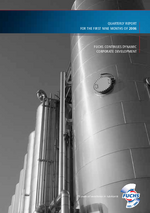 Cover of the Interim Report Q3 2006 of FUCHS PETROLUB SE