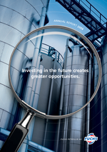 Cover of the Annual Report 2008 of FUCHS PETROLUB SE