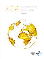 Cover of the Annual Report 2014 of FUCHS PETROLUB SE