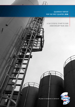 Cover of the Interim Report Q1 2006 of FUCHS PETROLUB SE