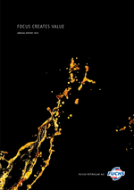 Cover of the Annual Report 2010 of FUCHS PETROLUB SE