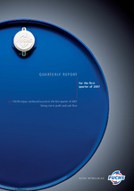 Cover of the Interim Report Q1 2007 of FUCHS PETROLUB SE