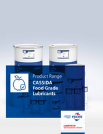 Product Range CASSIDA Food Grade Lubricants