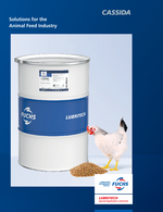 FUCHS Lubricants - Solutions for the Animal Feed Industry Brochure