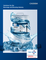 FUCHS Lubricants - Solutions for the Beverage and Brewing Industry Brochure