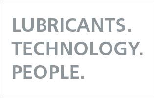 FUCHS' claim: LUBRICANTS.TECHNOLOGY.PEOPLE.