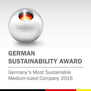German Sustainability Award 2016